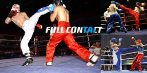 Athens Martial Arts full contact